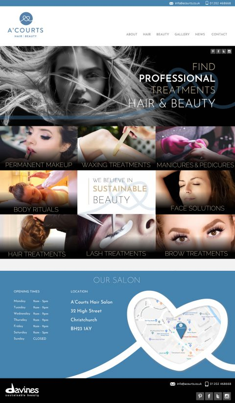 A'Courts Hair & Beauty