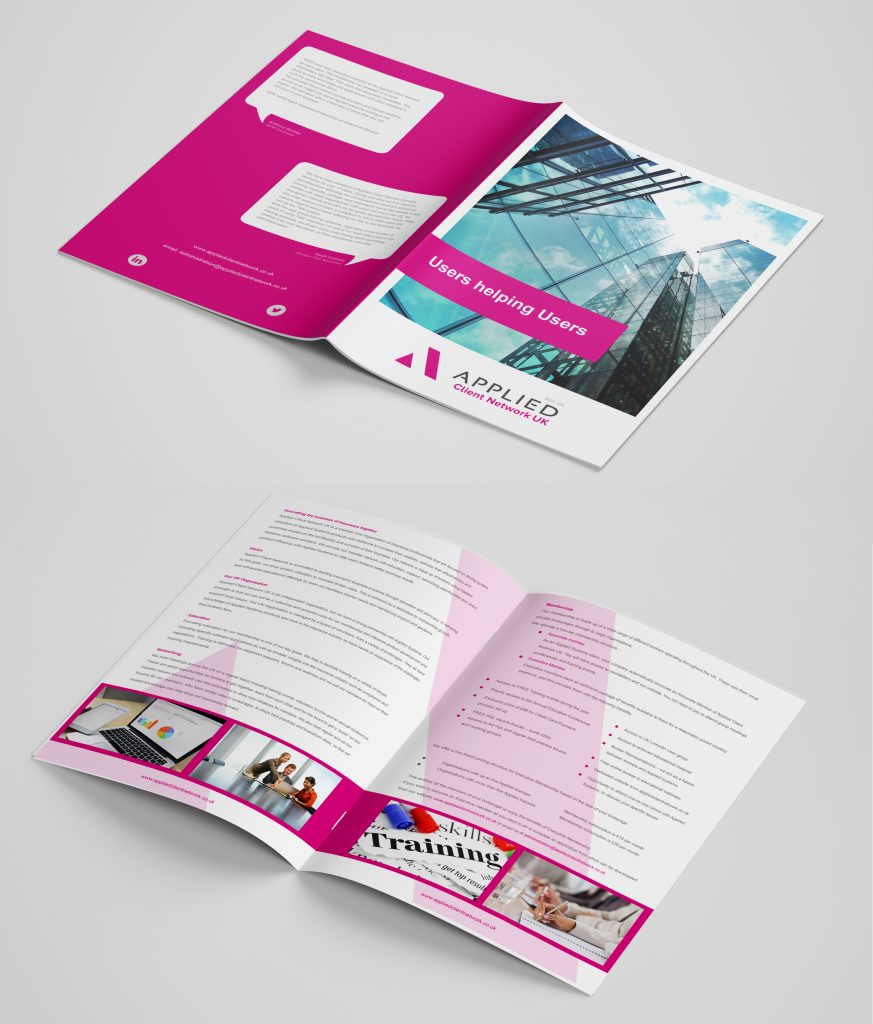 brochure design Dorset
