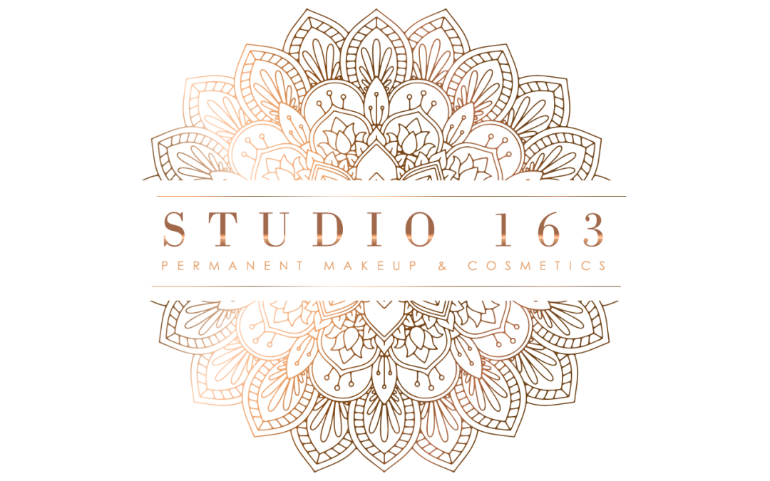 New logo design created for Studio 163 based in Broadstone, Dorset
