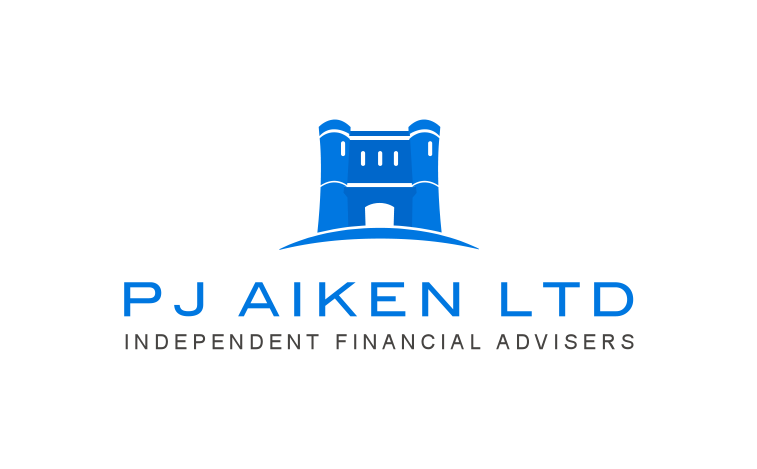 Logo Design for PJ Aiken