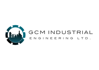 Logo design option created for GCM based in Dorset