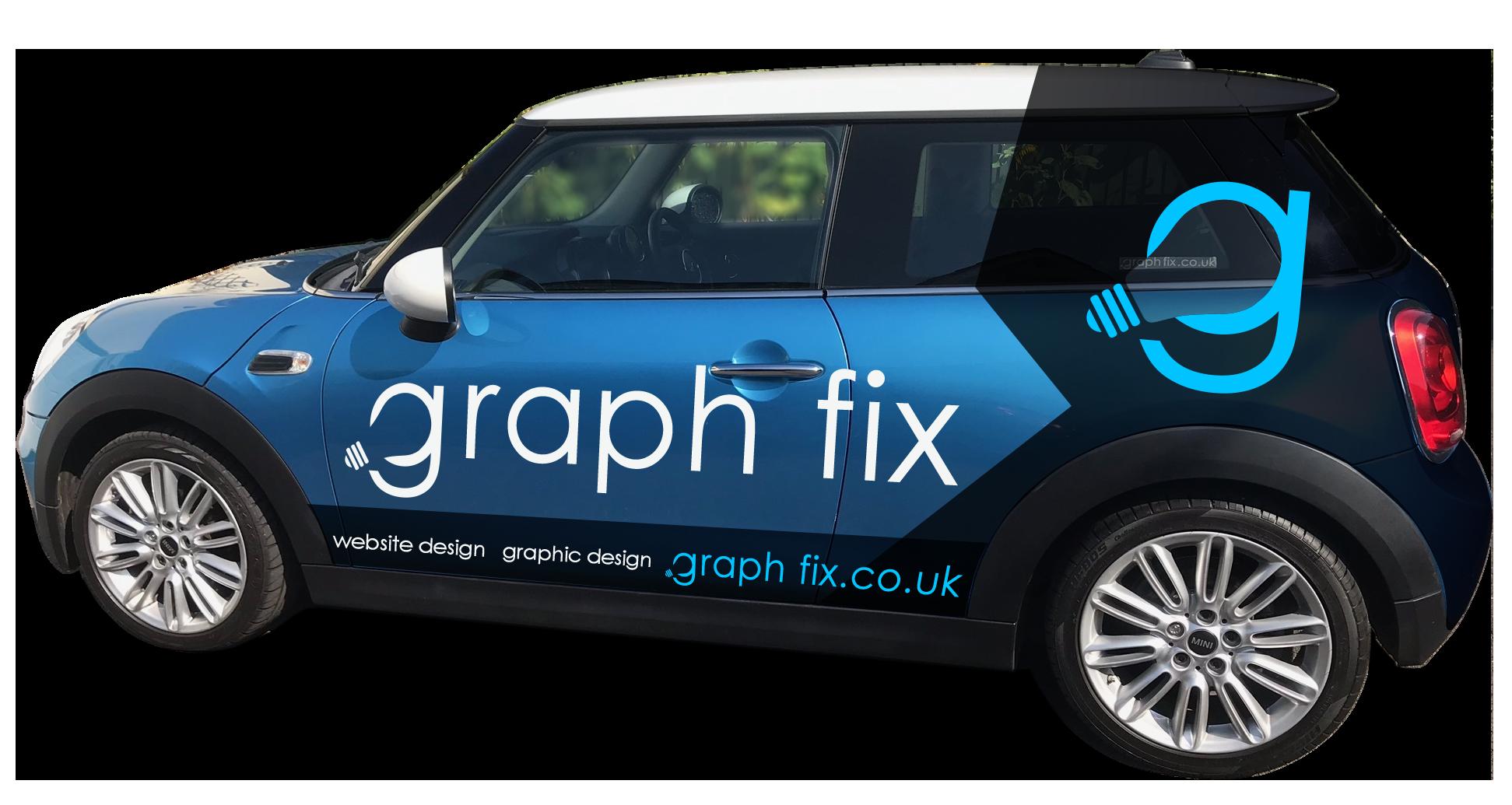 car graphics Dorset