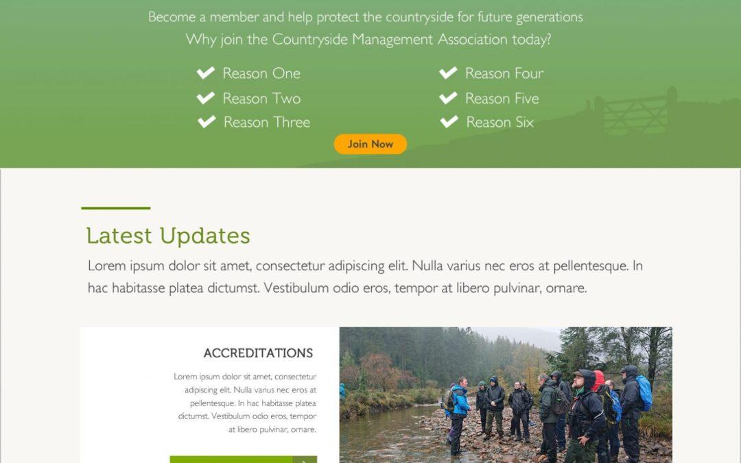 Countryside Management Association